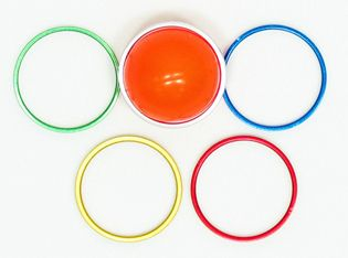 Paintball Detent Ring Kit