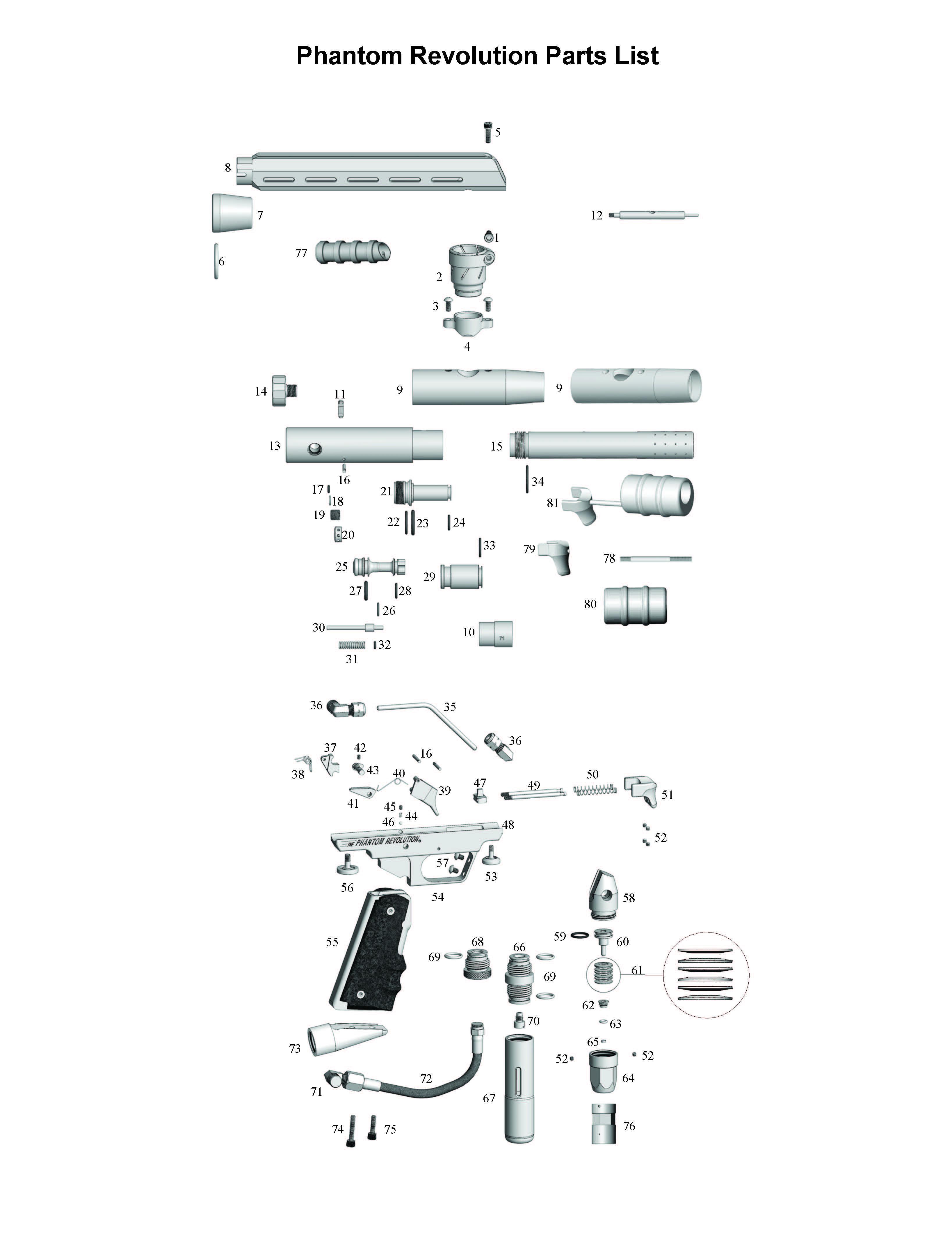 Power Piston, CO2